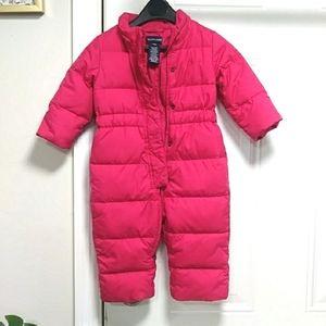 Ralph Lauren Snow Suit 12M